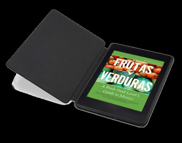 Frutas y Verduras e-book